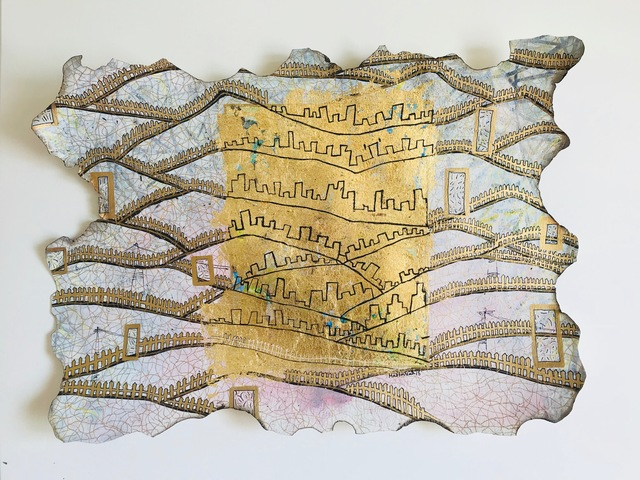 , 'Landscape,' 2018, River House Arts