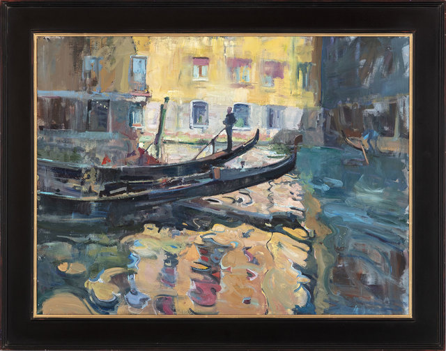 , 'Canal in Venice,' 2018, Vail International Gallery