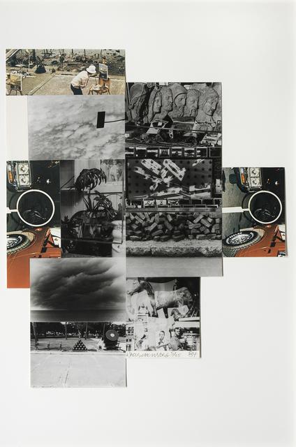 , 'Venice print project,' 1984, Galerie Lelong & Co.