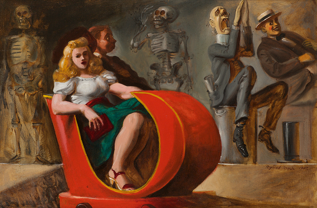 , 'Tunnel of Love,' 1943, Questroyal Fine Art