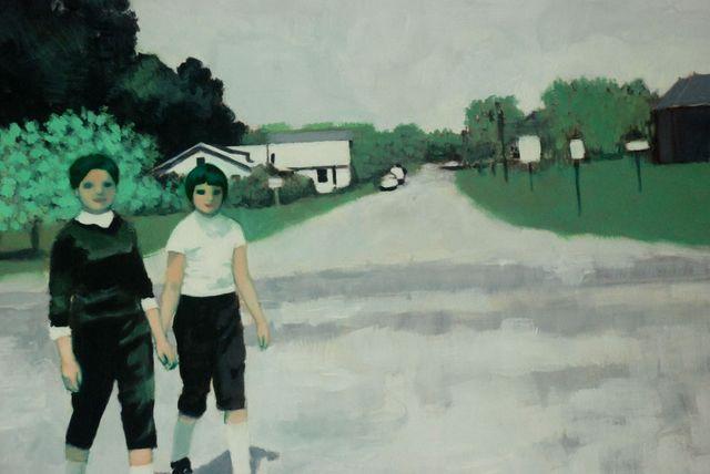 Ayse Wilson, 'Sisters Walk to Town', 2013, Geary