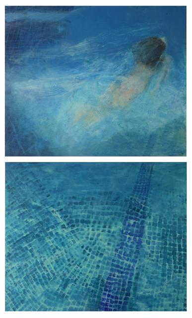 , 'Splash I,' 2016, Galería Quetzalli