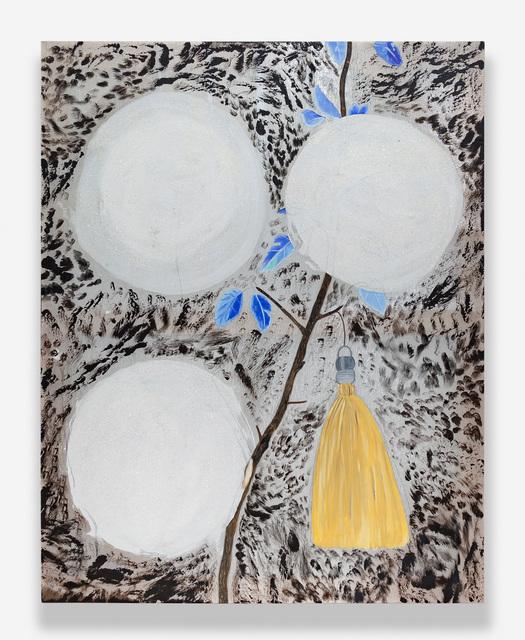 , 'Broom Growing,' 2019, Night Gallery