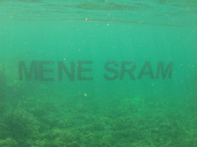 , 'I am ashamed,' 2017, Museum of Modern Art Dubrovnik