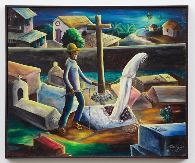 Wilson Bigaud, 'Zombi ', ca. 1965, ZQ Art Gallery