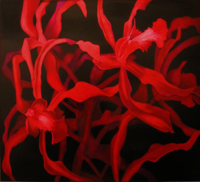 , 'Composizione rosso tiziano ,' 2015, Barbara Frigerio Contemporary