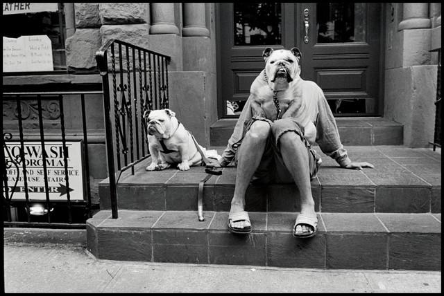 , 'New York city,' 2000, Magnum Photos