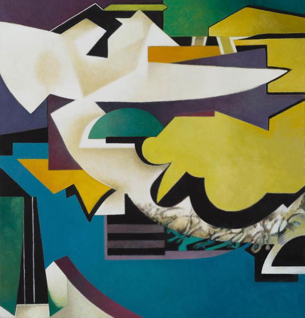 , 'Eclipse 1,' 2015, Candida Stevens