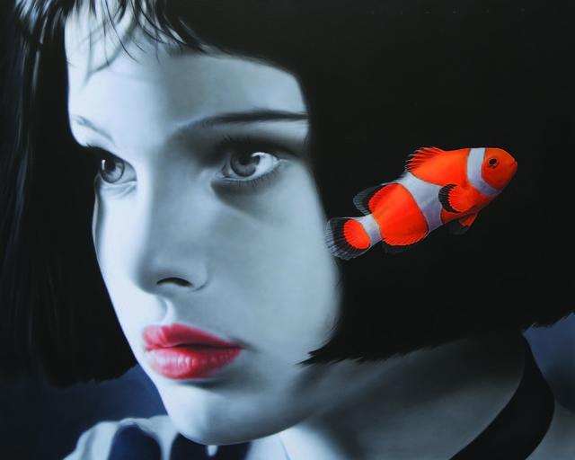 Cömert Doğru, 'Little Precious(Natalie Portman)', 2015, RED art Istanbul