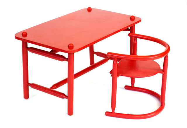 , 'Anna Desk & Chair,' 1963, kinder MODERN