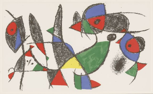 Joan Miró, 'From the Lithograph', 1972/1992, Sworders