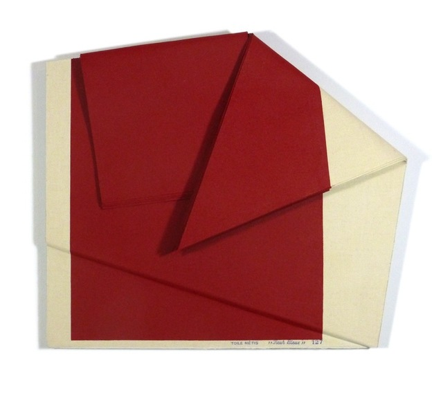 ", 'Relevo ""Toile Métis"" N.1,' 2014, Galeria Leme"