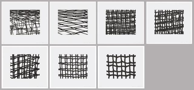, 'Worry Lines,' 2008, Galeria Carles Taché