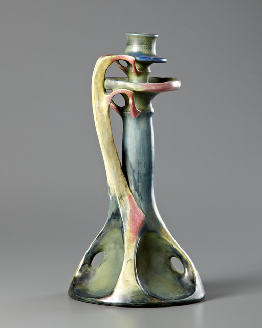 , 'Wax Drip Candlestick,' 1900, Jason Jacques Gallery