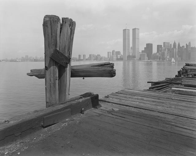 , 'Hudson River Pier, Jersey City, New Jersey,' 1979, Nailya Alexander Gallery