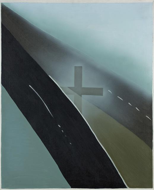 Stanisław Fijałkowski, 'XXXVII Highway-May 26, 1976 ', 1976, Slag Gallery