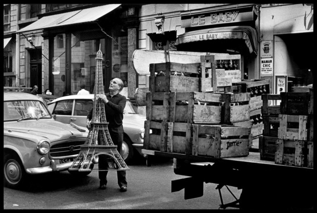 , 'France, Paris,' 1966, Magnum Photos