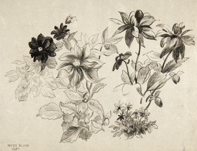 , 'Untitled (Flowers),' 1987, ACA Galleries
