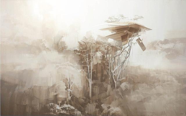 , 'Treehouse IV,' 2017, Galerie SOON