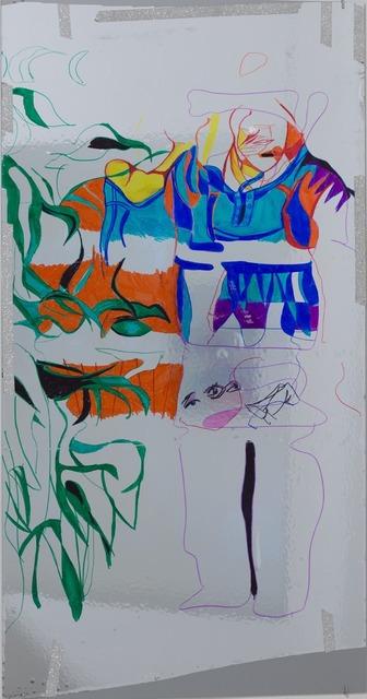 , 'Self-portrait I,' 2018, Galerija VARTAI