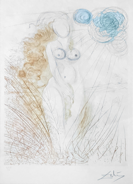 , 'La Naissance de Venus (s.8513) / The birth of Venus,' 1971, Dellasposa