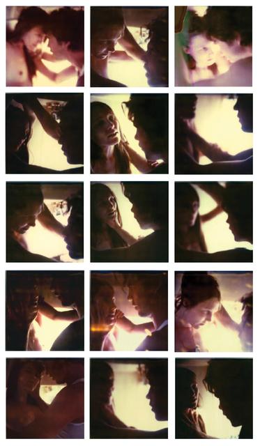 Stefanie Schneider, 'Closer (Sidewinder)', 2005, Photography, Digital C-Print based on a Polaroid, not mounted, Instantdreams