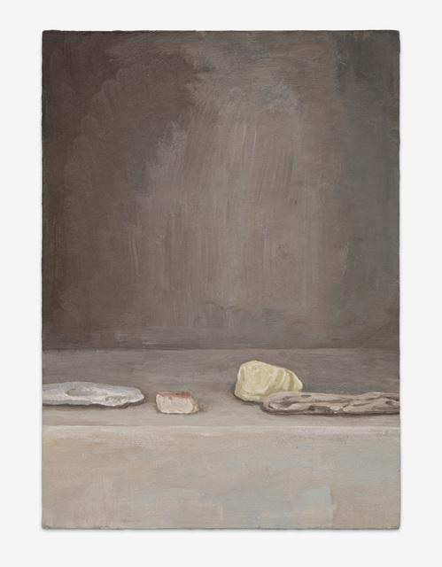 , 'Steine IV (Stones IV),' 2016, Grieder Contemporary