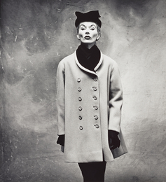 Irving Penn, 'Balenciaga 'Little Great' Coat (Lisa Fonssagrives-Penn), Paris,' 1950, Phillips: Photographs