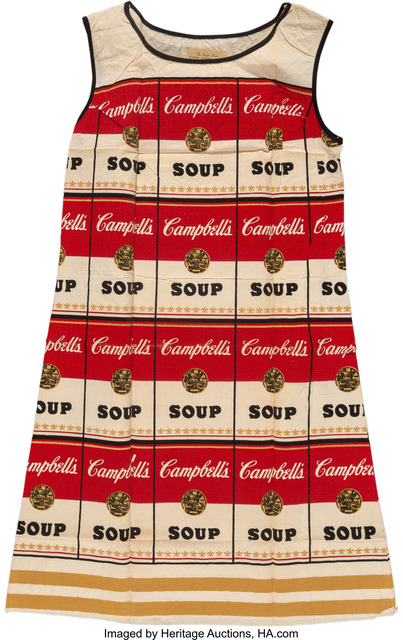 Andy Warhol, 'The Souper Dress, (Limited Edition)', c. 1968, Heritage Auctions