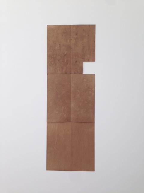 , 'Ohne Titel,' 1973-1974, Galerie Thomas Zander