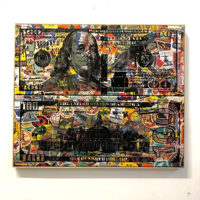 Mister E, 'L.V. LF48900987B', 2018, ArtLife Gallery