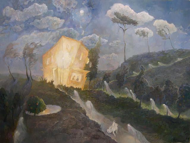 Liza Zabarsky, 'House', 21018, Tiroche Auction House & Gallery