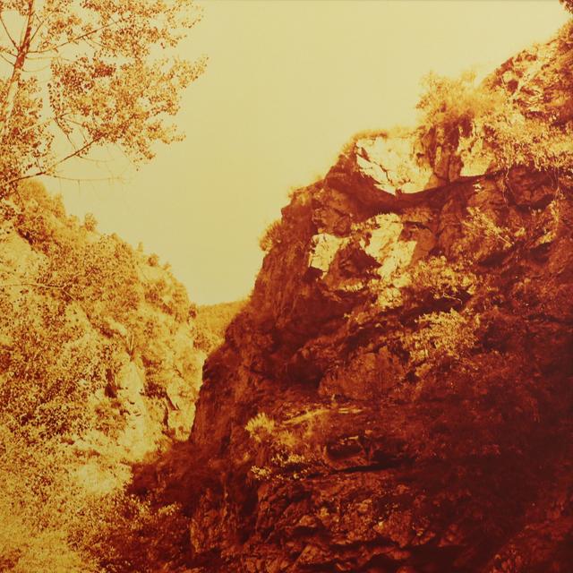 , 'Strahlende Landschaft,' 2013-2017, KM