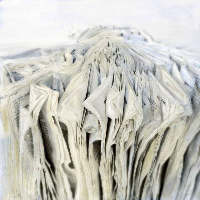 , 'Glacial,' 2009, KLOMPCHING GALLERY