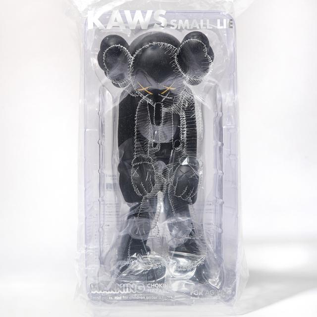 KAWS, 'Small Lie (Black)', 2017, Tate Ward Auctions