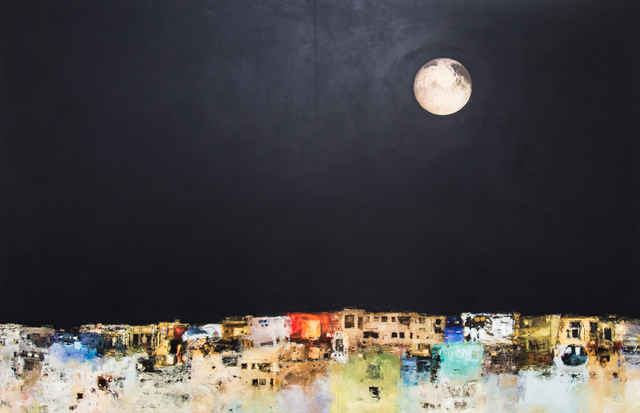 , 'Floating City I,' 2017, Addis Fine Art