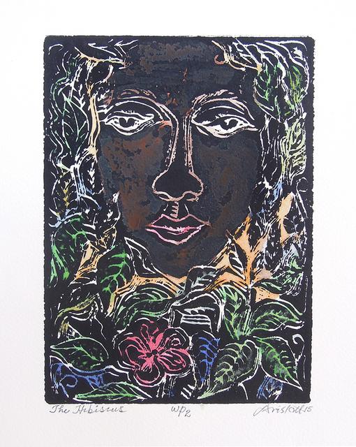 , 'The Hibiscus (WP/2),' 2015, Greenhut Galleries