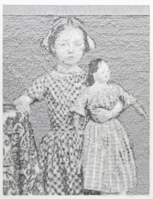 , 'La poupée,' 2017, Yossi Milo Gallery