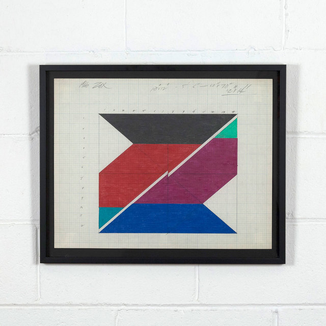 , 'Untitled (Push),' 1966, Caviar20