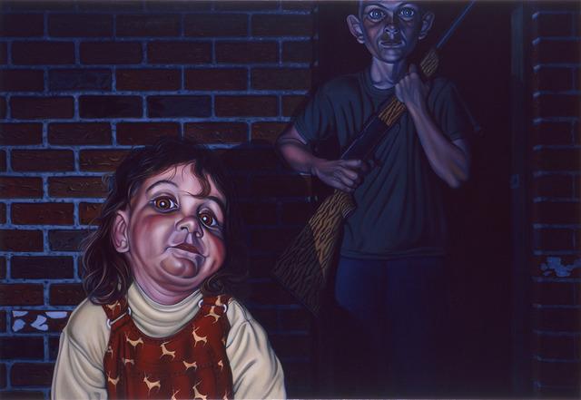 Robin Lowe, 'Upstate', 1997-1998, Painting, Oil On linen, Alex Daniels - Reflex Amsterdam
