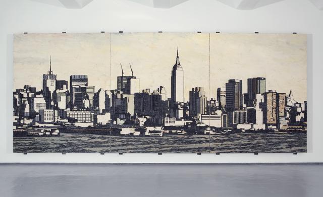 , 'American Appeal (Postcard),' 2010, Jack Shainman Gallery