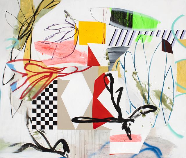 Fiona Ackerman, '99 Yayas', 2018, Oeno Gallery