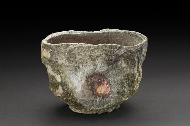 Osamu Inayoshi, 'Natural Ash Glaze Kurinuki Tea Bowl', 2018, Design/Decorative Art, Ceramic, Cavin-Morris Gallery