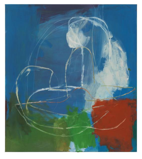 , 'Untitled (Blue),' 2014, Galerie Joseph Tang