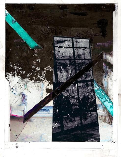 , 'Collage 10, Monolith,' 2012, MLF | MARIE-LAURE FLEISCH