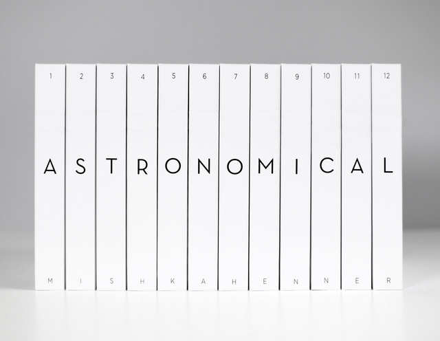 , 'Astronomical,' 2011, The Museum of Modern Art