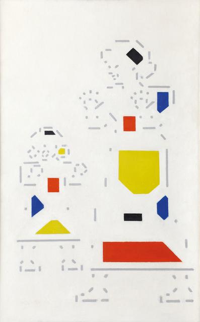 Bart van der Leck, 'Mother and Child', ca. 1952-1955, Steven Graven Modern & Contemporary Art