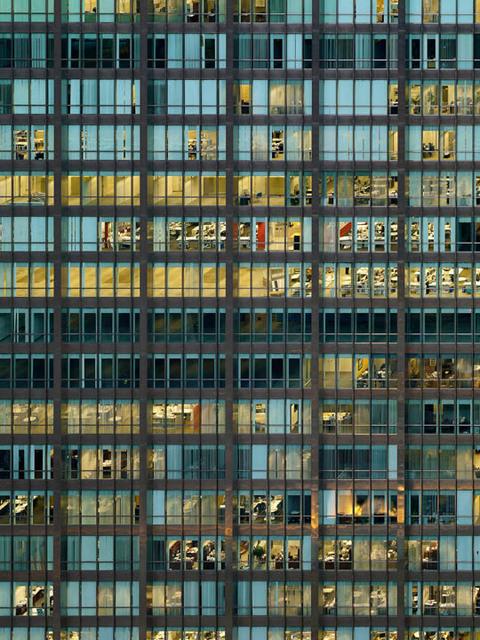 Michael Wolf, 'Transparent City #95', 2007, Bruce Silverstein Gallery