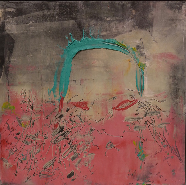 , 'Veiled,' 2017, Somerville Manning Gallery