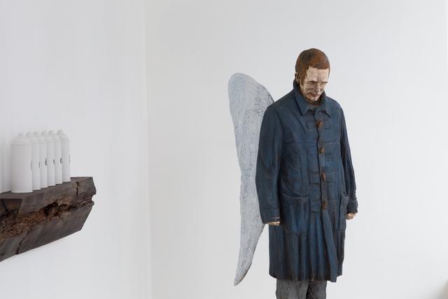 , 'Coeur de plume,' 2017, Art Mûr